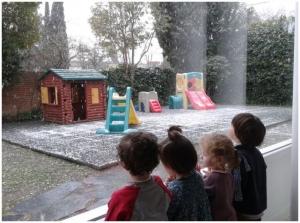 casa de niños serrano
