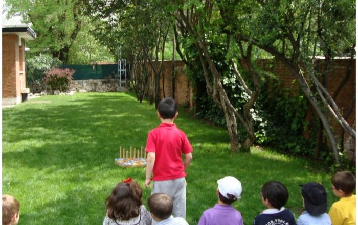 Guardería niños 3 años Madrid