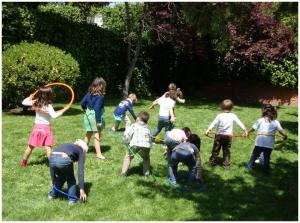 Guardería niños 1 año Madrid