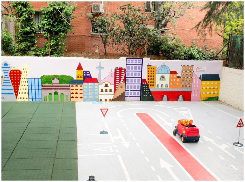 Guarderia serrano madrid alaria escuelas infantiles for Jardin infantil serrano 78