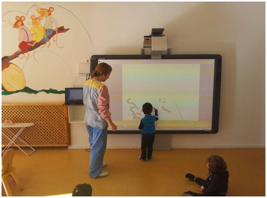 Multiling ismo guarder a - Escuelas infantiles pozuelo ...