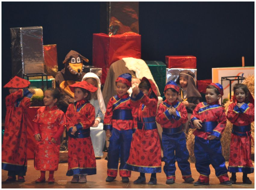 Teatro guarder a biling e - Escuelas infantiles pozuelo ...