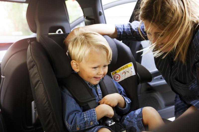 La seguridad en el camino a la escuela