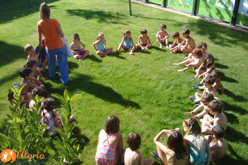 Summer Camp 2019 de Alaria Escuelas Infantiles