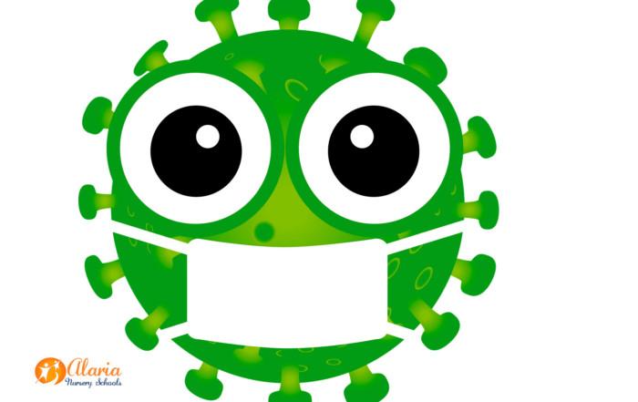 Cómo explicar qué es coronavirus en la escuela infantil