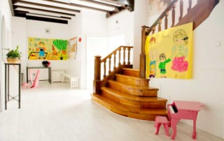 escuela infantil bilingue madrid
