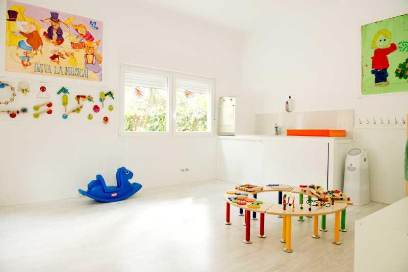 Escuela infantil bernab u escuelas infantiles madrid centro - Escuela infantil pozuelo ...