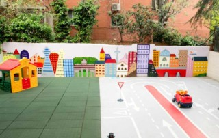 nursery school pozuelo