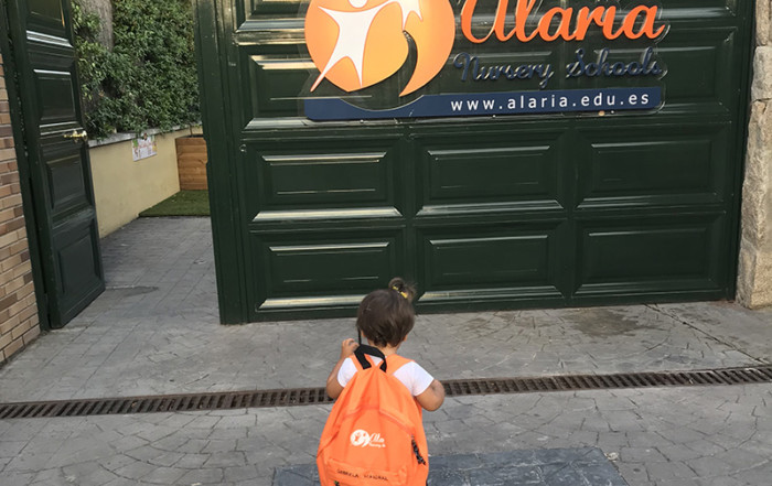 Claves para conseguir que tu hijo vaya contento a la guardería tras la adaptación a la escuela infantil